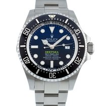 Rolex Sea-Dweller Deepsea Steel 44mm Blue United States of America, Georgia, Atlanta