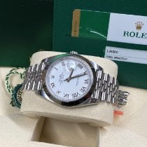 Rolex Steel 41mm Automatic 126300-0006 pre-owned