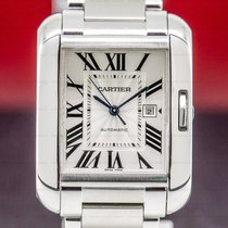 Cartier Tank Anglaise W5310009 pre-owned