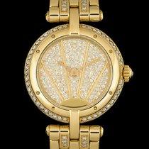 Cartier Gelbgold 24mm Quarz gebraucht