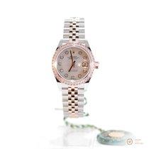 Rolex Lady-Datejust nieuw 2019 Automatisch Horloge met originele doos en originele papieren 279381RBR