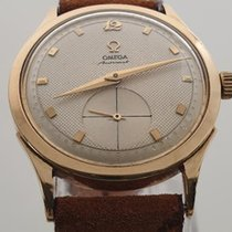 Omega Yellow gold 32.5mm Manual winding 2581 pre-owned