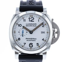 Panerai Luminor Marina 1950 3 Days Automatic Otel 44mm Alb