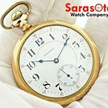 Waltham Uhr gebraucht 18mm Arabisch Handaufzug Nur Uhr