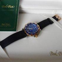 Paul Picot Paul Mariner III Acero y oro 42mm