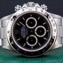 Rolex Daytona Stahl 40mm Schwarz Keine Ziffern Deutschland, München