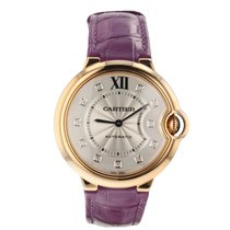 Cartier new Automatic 36mm Rose gold