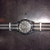 Omega Seamaster Steel 40mm Black
