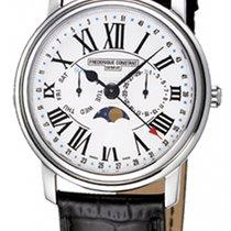 24dabae921a Frederique Constant Classics Business Timer new Quartz Watch with original  box and original papers FC-