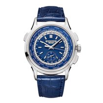 Patek Philippe 5930G-001 World Time Chronograph