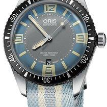 Oris Divers Sixty Five new Steel