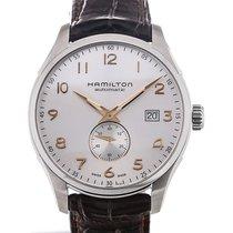 Hamilton Jazzmaster 40 Date Silver Dial