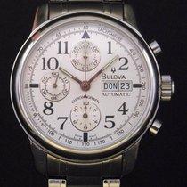 Bulova Chronograph Automatik Inzahlungnahme möglich