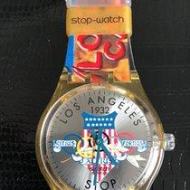Swatch Plastik Quartz SSZ100 yeni
