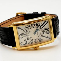 Franck Muller LONG ISLAND 18K YELLOW GOLD