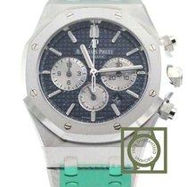 Audemars Piguet Royal Oak Chronograph nieuw 2019 Automatisch Chronograaf Horloge met originele doos en originele papieren 26331ST.OO.1220ST.01