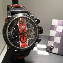 B.R.M Mechanic Chronographe V8 Gulf Edition