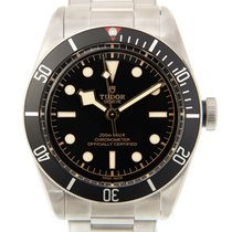 Tudor Kai Series Stainless Steel Black Automatic 79230N