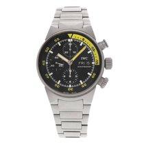 IWC Aquatimer  IW371903 Titanium Men's Watch(17637)