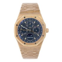 Audemars Piguet Royal Oak Perpetual Calendar Moonphase 18K...