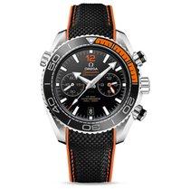 Omega 215.32.46.51.01.001 Acier 2020 Seamaster Planet Ocean Chronograph 45.5mm nouveau