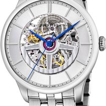 Perrelet Steel Automatic A1091/4 new