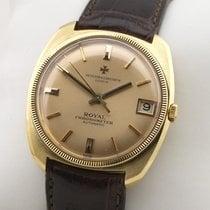 Vacheron Constantin Gelbgold 35mm Automatik 7942 Chronometer Royal gebraucht Deutschland, MÜNCHEN