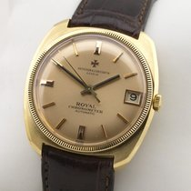Vacheron Constantin 1972 Жёлтое золото 35mm