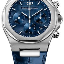 Girard Perregaux 81020-11-431-BB4A Steel Laureato new United States of America, New York, Brooklyn
