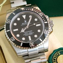 Rolex Submariner (No Date) neu