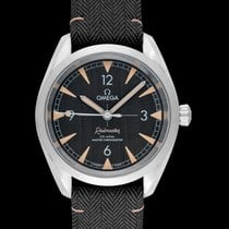 Omega Seamaster Railmaster Steel 40mm Black United States of America, California, San Mateo