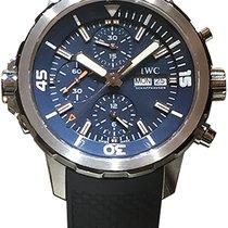 f25321183ec IWC Aquatimer Chronograph Jacques Cousteau Edition por 4.890 € para ...