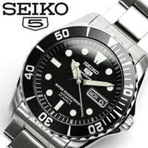 Seiko 5 Sports Black Sea Urchin SNZF17K1