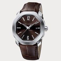 Bulgari Octo Stahl 41mm Schweiz, HELVETIC TIME AG - Bäch -  NO Duties & Taxes For European Customers - Discount VAT for Extra UE
