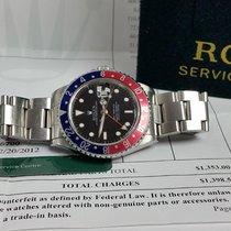 Rolex GMT-Master I Pepsi Red-Blue Quick Set Date RSC