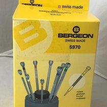 Bergeon Screwdriver 9 st- ref:5970 New