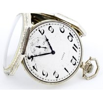 Elgin White gold pre-owned