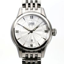 Oris Women's watch Artelier Date 31mm Automatic new Watch with original box and original papers 2018