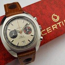Certina Acier 42mm Remontage manuel 8601 300 occasion