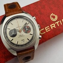 Certina Steel 42mm Manual winding 8601 300 pre-owned