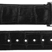 Oris Parts/Accessories oris-artelier-16mm-crocodile-strap-51671 new Leather Black Artelier