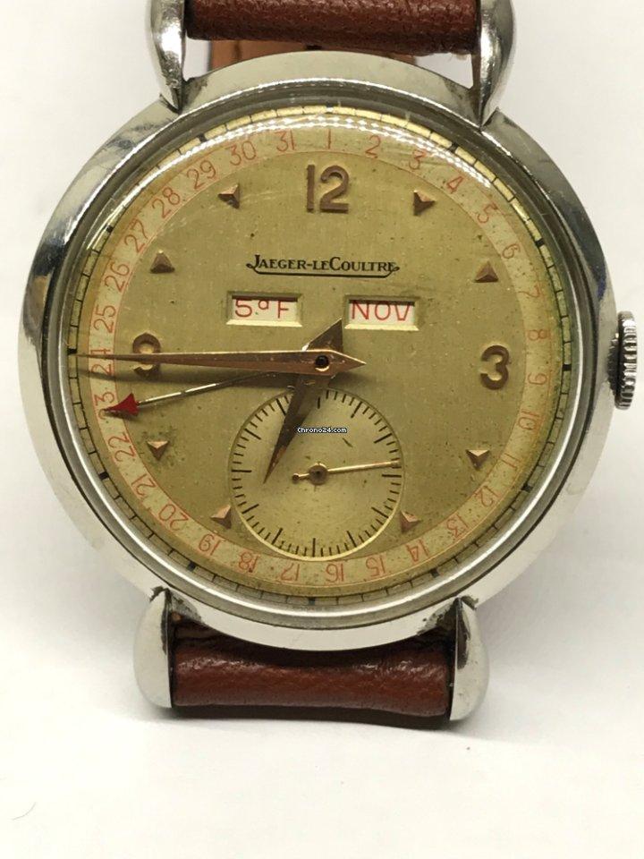 31e57ed1397 Relógios Jaeger-LeCoultre usados - Compare os preços de relógios Jaeger-LeCoultre  usados