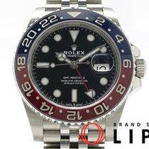 ロレックス 126710BLRO ステンレス GMT マスター 40mm