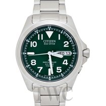 Citizen Promaster Land Green