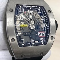 Richard Mille RM 029 Titanio 39.70mm Transparente Árabes