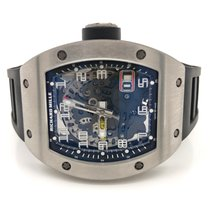 Richard Mille RM 029 Titan 39.70mm Transparent Arabisch