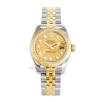 Rolex Lady-Datejust 179173 G new
