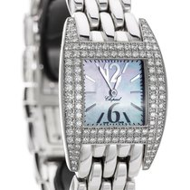 Chopard Classic White gold 27mm Mother of pearl United States of America, Texas, Houston