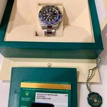 Rolex GMT-Master II Steel 40mm Black No numerals Australia, Brisbane