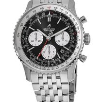 Breitling Navitimer 1 B01 Chronograph 43 Steel Silver No numerals United States of America, New York, Brooklyn